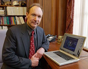 Berners-Lee And The World Wide Web At 25 Years Old